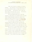 Franklin D. Roosevelt's statement upon signing the Social Security Bill, pg1