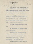 FDR's message to Congress recommending the Civilian Conservation Corps, pg1