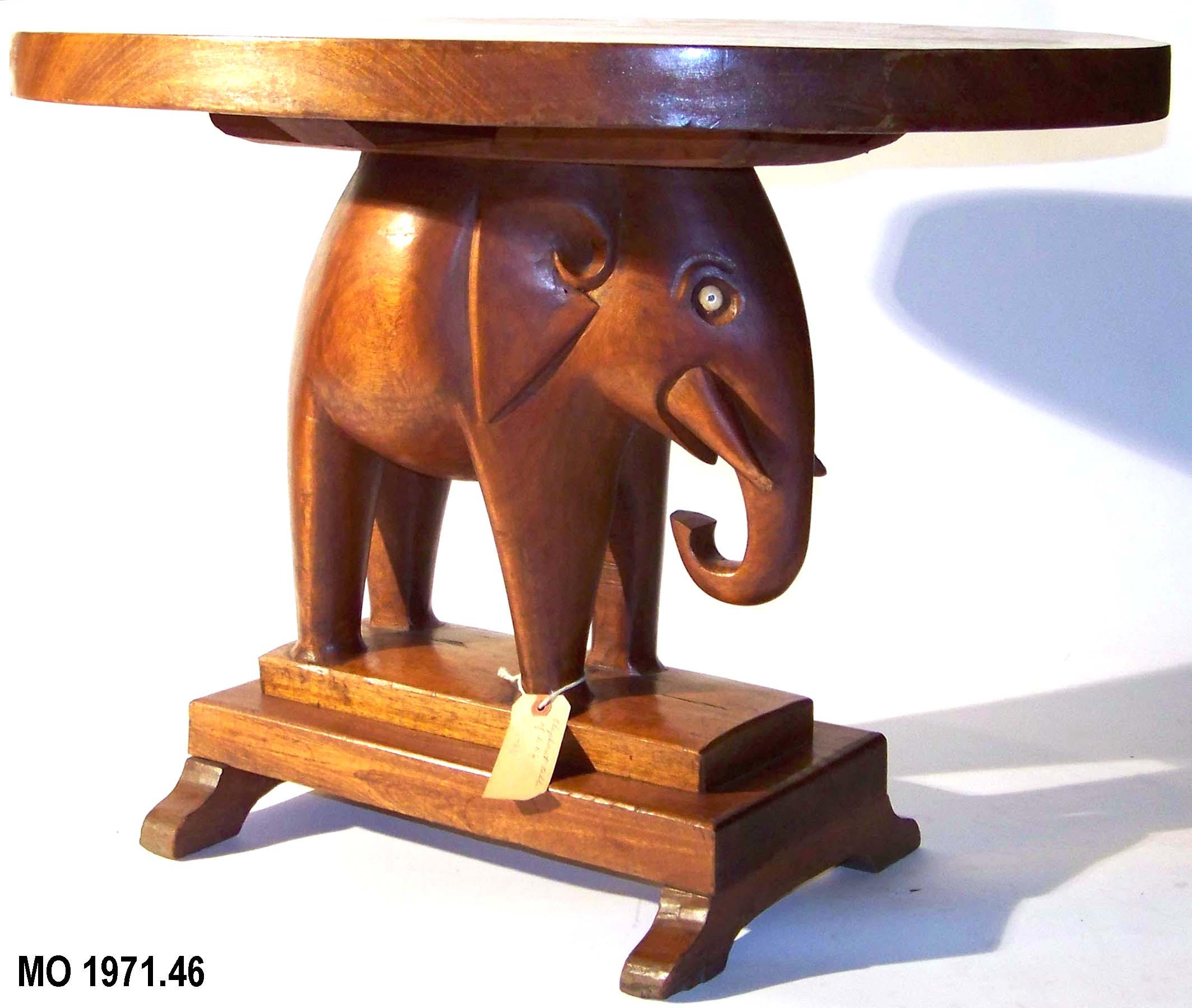 Elephant In Roosevelt History