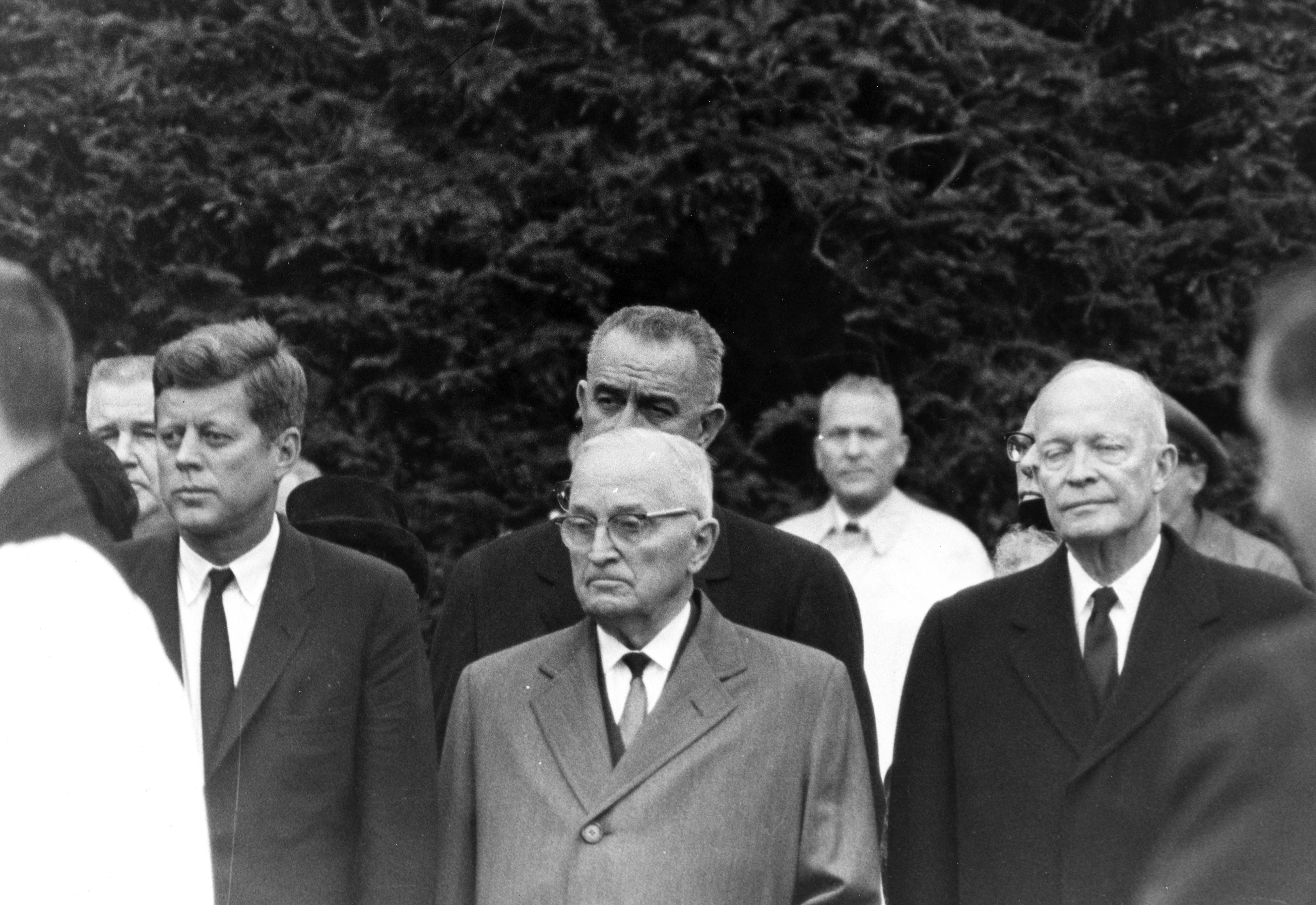eisenhower and kennedy A list of president eisenhower's top five most disliked contemporaries ike's top 5 most disliked contemporaries eisenhower considered john kennedy too.