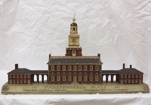 Independence Hall In Roosevelt History