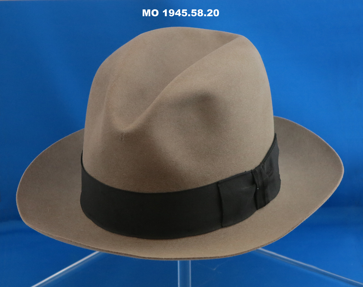 hat | In Roosevelt History