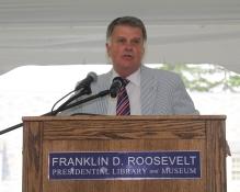 Archivist of the United States David Ferriero